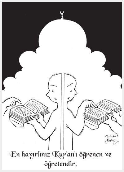 Yunus Emre Adli Kullanicinin Ayetlerle Yasamak Panosundaki Pin