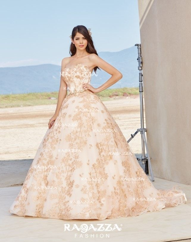 b41513815 Ragazza Fashion es el nuevo lujo para Quinceaneras