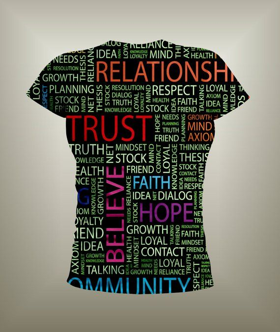 Word Collage T-shirts,Word Puzzle T-shirts,Ladies Rock