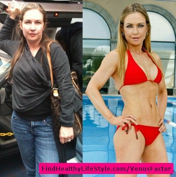 The Venus Factor program ensures you have all the tools you need to reach the best shape you have ever been in. http://www.findhealthylifestyle.com/VenusFactor