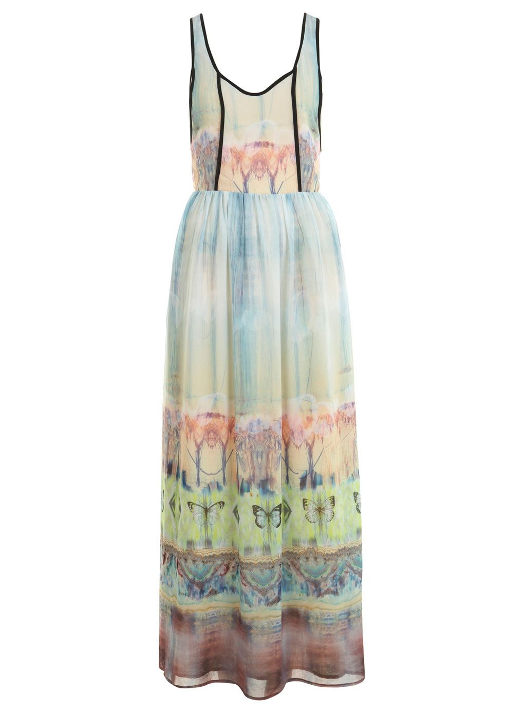 Miss selfridge pastel dress colors