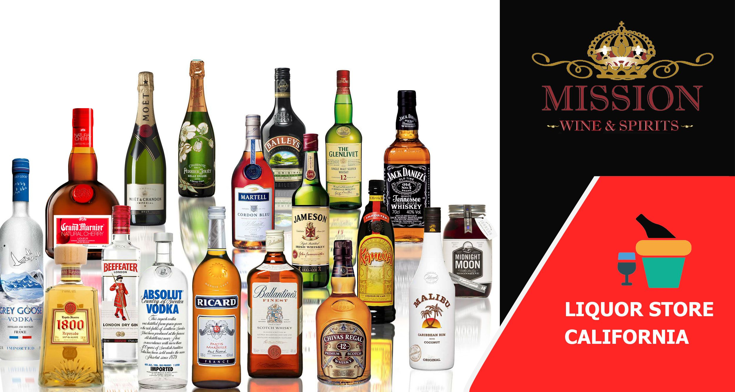 a9596ba67b4 Liquor Store California _ Mission Liquor is the premier online wine and  spirits store in Southern California.We strive to provide the outstanding  products ...