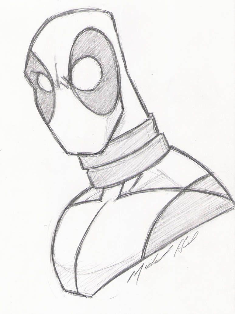 Deadpool 2 By Icemaxx1 Marvel Art Drawings Spiderman Art Sketch Deadpool Drawing