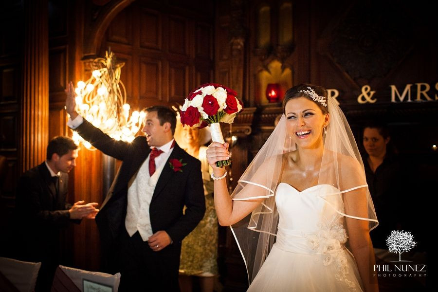 Jesmond Dene House Wedding Photography | Vicki & Marc