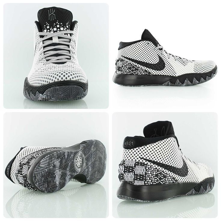 competitive price 1fef5 ce823 Nike Kyrie 1 BHM    Nike Black History Month Collection 2015