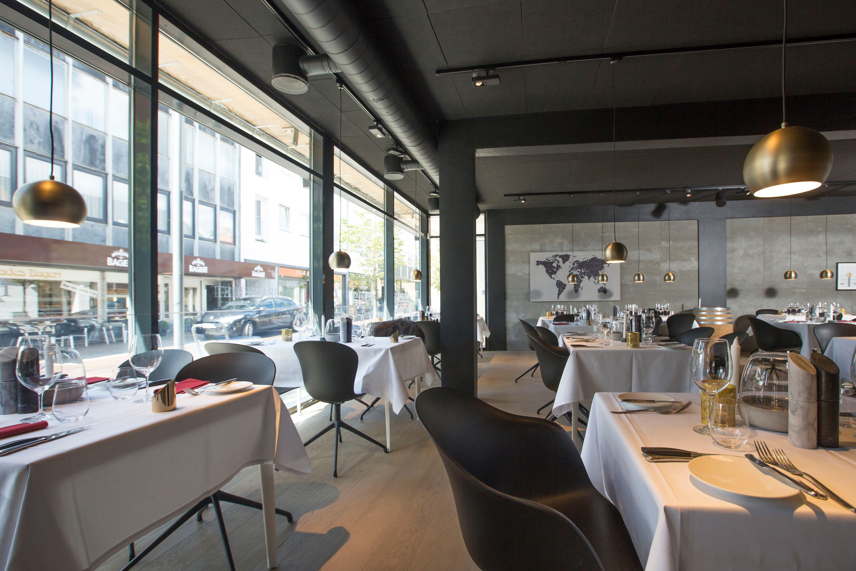 Design interior design restaurant scandinavian desing Hamburg