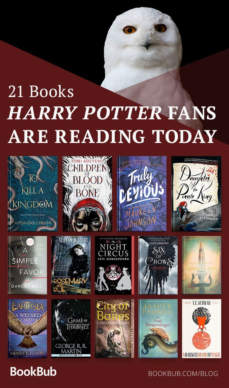 21 books harry potter fans are reading today in 2020