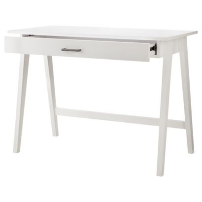 Paulo Basic Desk Project 62 White Desks White Writing Desk Desk