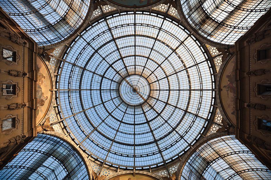 Galleria Vittorio Emanuele II 갈레리아 비토리오 에마누엘레, 밀라노