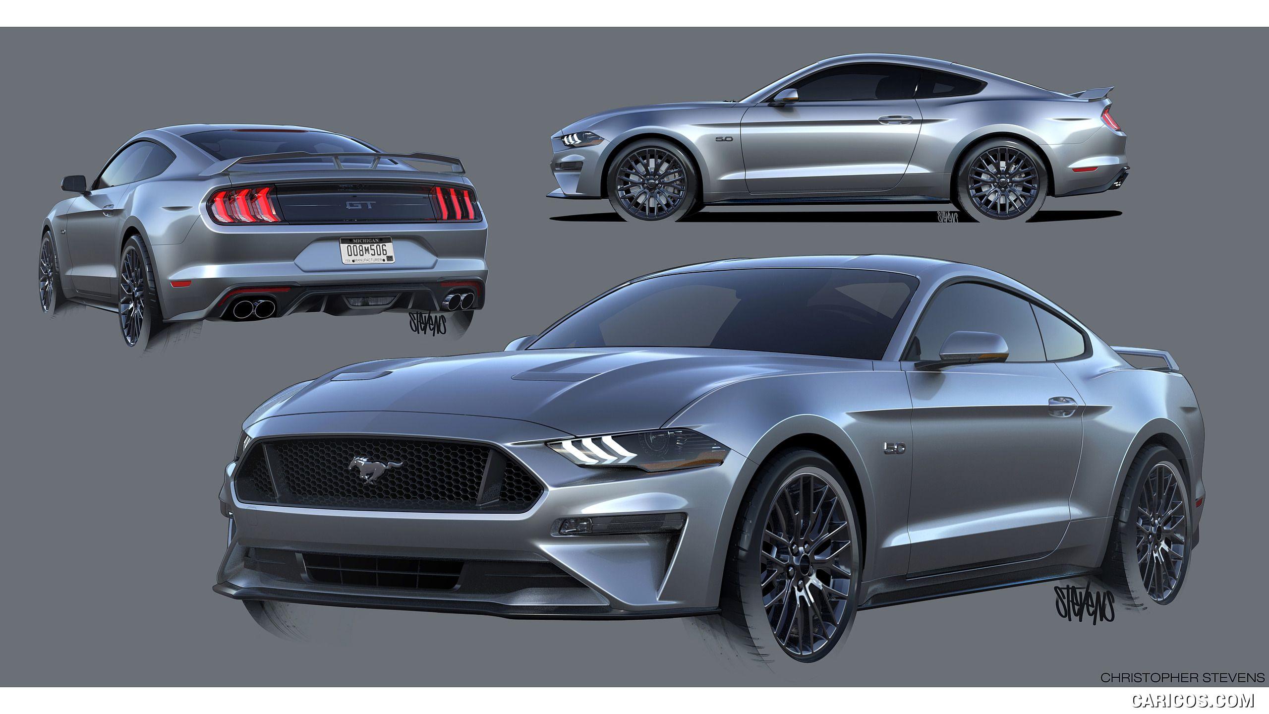 2018 Ford Mustang Wallpaper