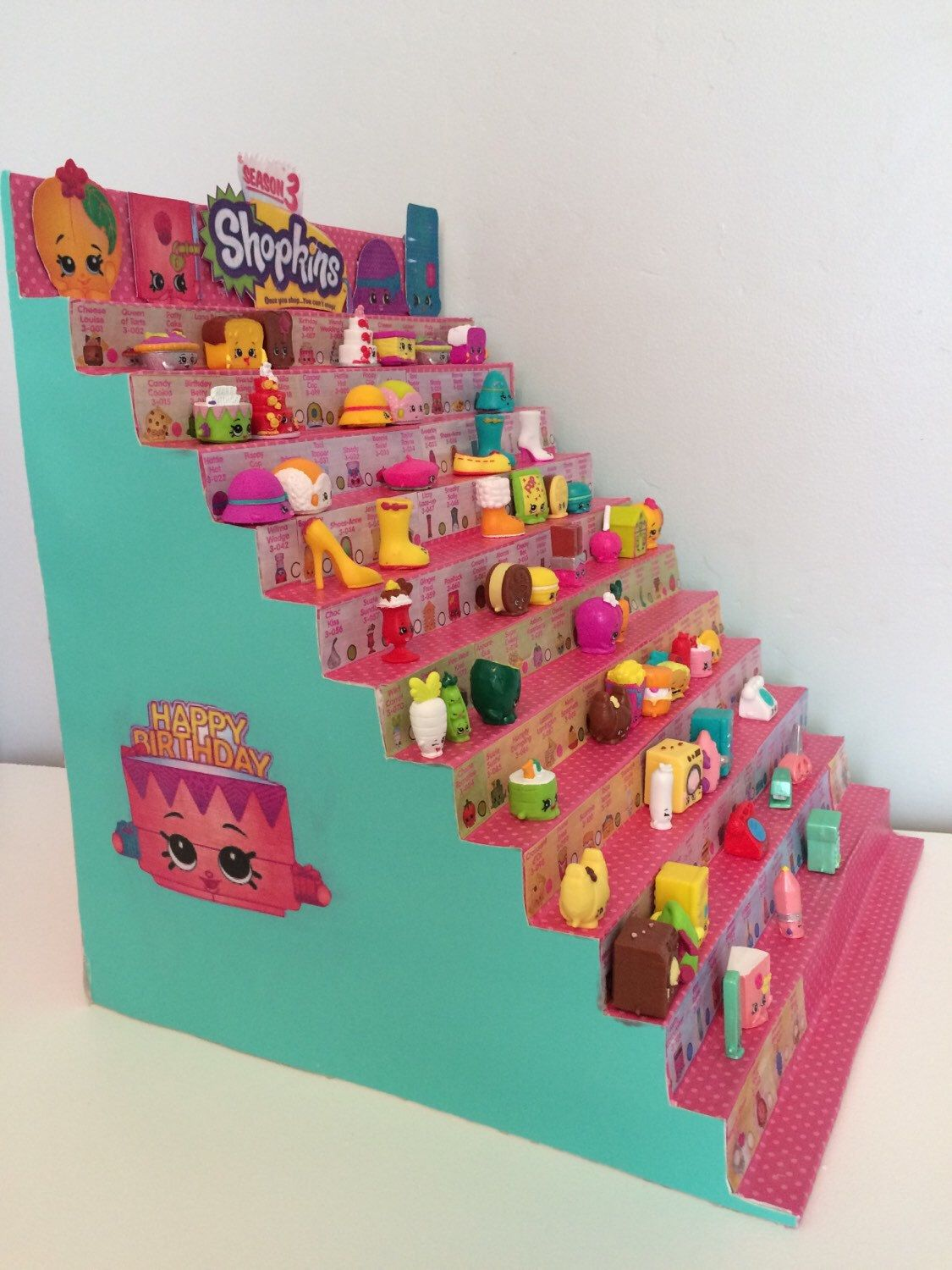 Shopkins Display Stand   New Season 3 By MadisonKateShop On Etsy Https://www