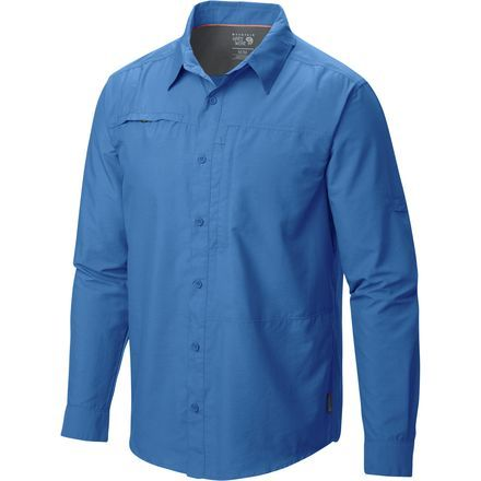 Mountain Hardwear Canyon Shirt  - Long-Sleeve - Mens