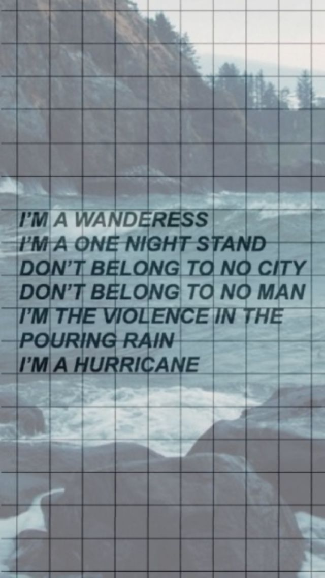 halsey hurricane lyrics - Google Search | Denna | Pinterest | Halsey