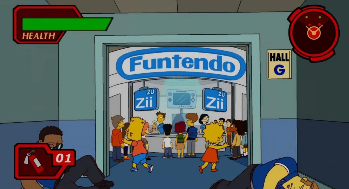 Os Simpsons na E4 | The simpsons, Spoofs, Theme park