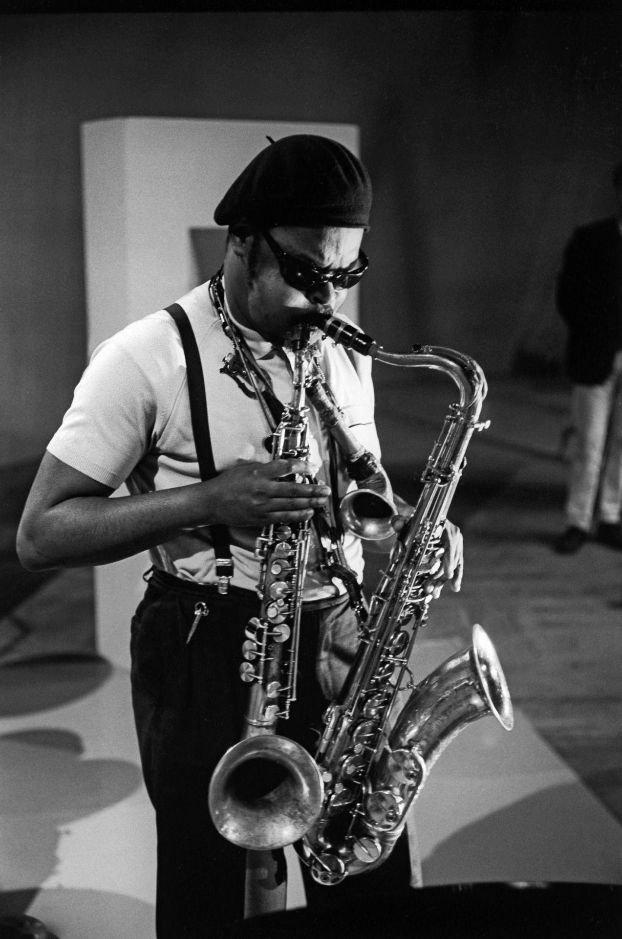 Rahsaan Roland Kirk | Jazz artists, Jazz musicians, Jazz blues