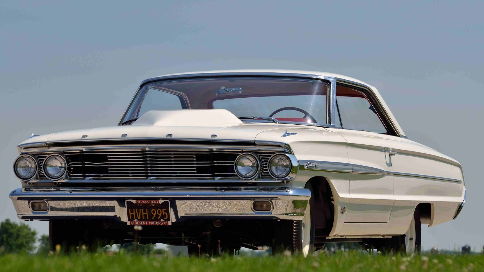 1964 Ford Galaxie 500 Lightweight presented as Lot F134.1