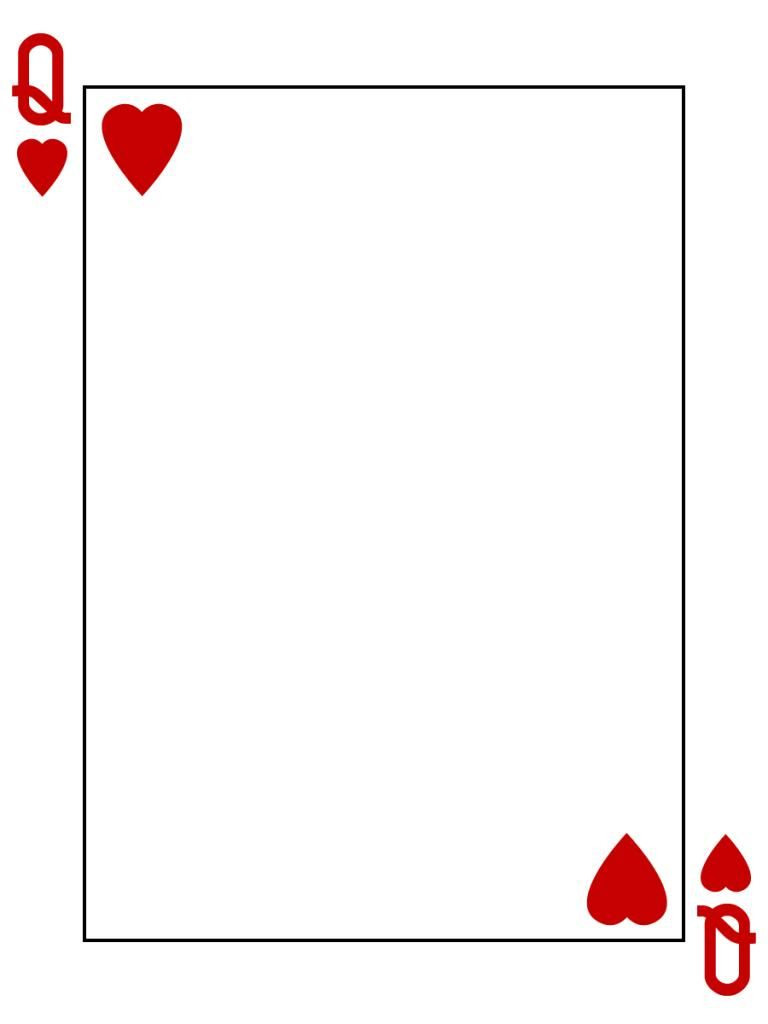 It's just a photo of Handy Blank Printable Playing Cards