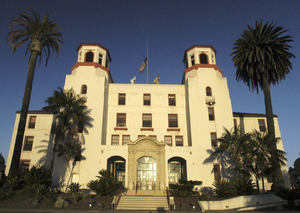 Panoramio Photo Of Old Navy Hospital San Diego San Diego Travel Navy Day San Diego