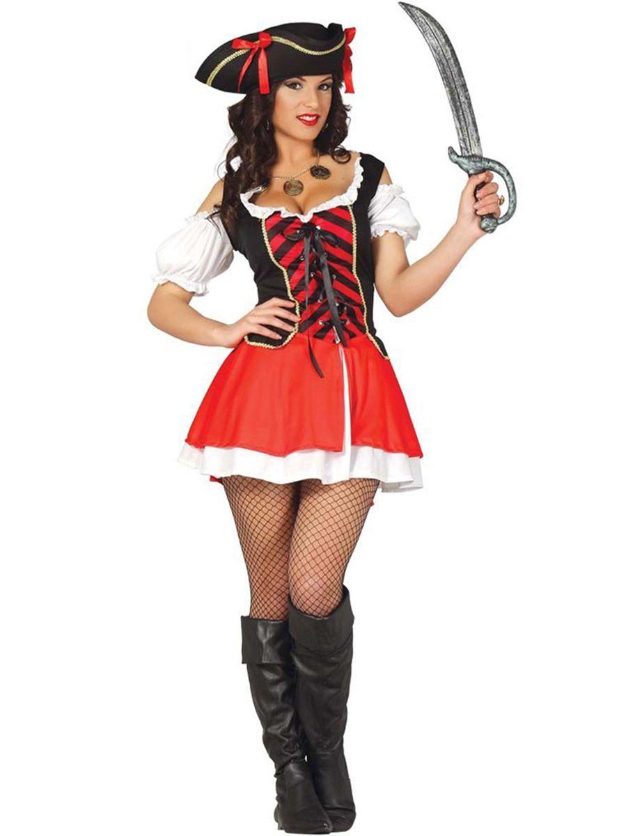 4f17b2a7437 Disfraz de pirata sexy para mujer en 2019 | Costumes Ideas | Disfraz ...