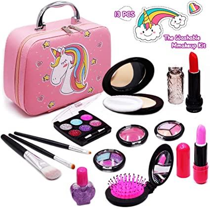 Senrokes Washable Makeup Unicorn