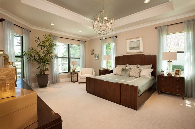 Traditional Bedroom Ceiling Lights
