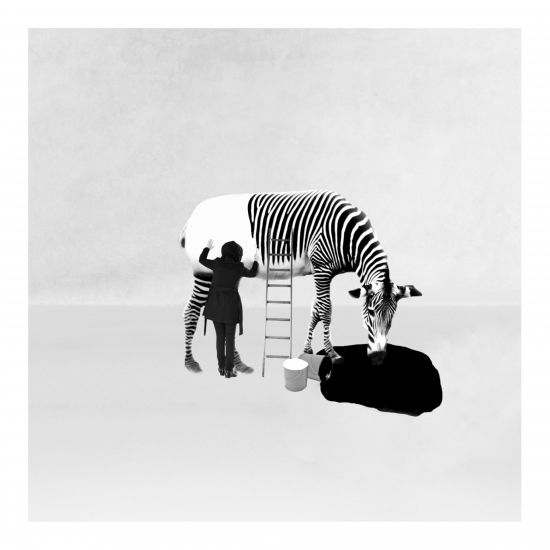 The Stylist by Juliana Manara I just love this witty (and monochrome) piece.
