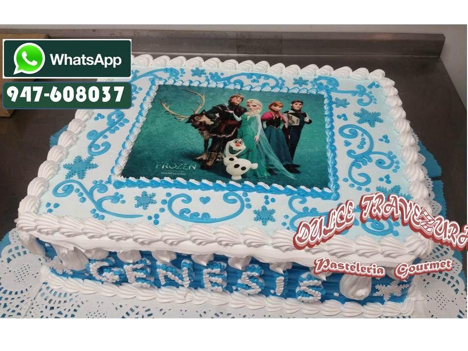 Tortas para todo tipo de ocasión, visitanos en nuestra fan page: dulce travezura pasteleria