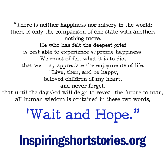 Short Stories In Quotes: Quotes To Overcome Sadness And Understand The Nature Of It
