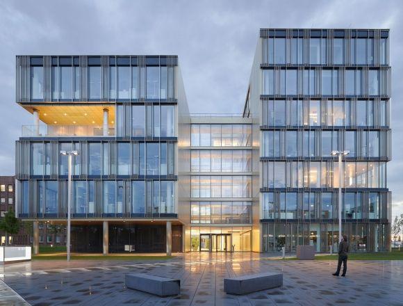 Architekten In Essen jswd architekten q5 q7 thyssenkrupp quartier essen