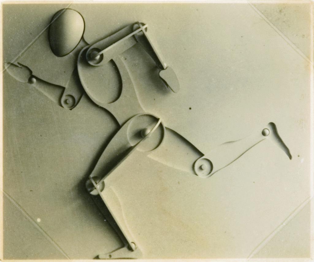 Joost Schmidt (Wunstorf, Hannover, 1893, Norimberga, 1948) Rilievo