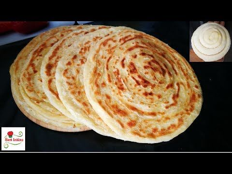 خبز هندي كولشا بطاطس حلقة 84 ا Potato Kulcha Potato Roti Youtube Recipes Food Food Videos