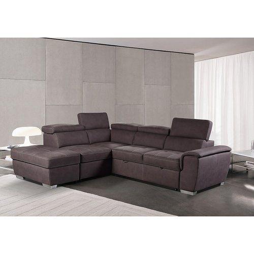 Ebern Designs Durso Corner Sofa Bed