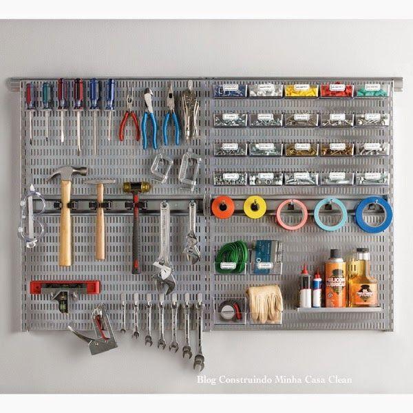 Saiba como decorar e organizar a garagem! dicas e tendências ...