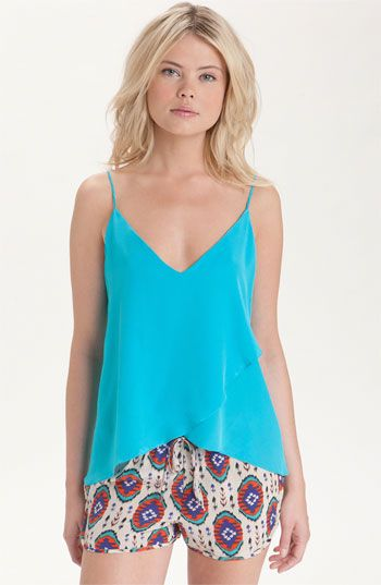 Rory Beca 'Les' Silk Camisole available at #Nordstrom