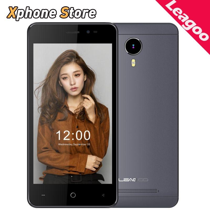 Originale leagoo z5 lte 5.0 pollice android 5.0 4g fdd-lte mtk6735wm Quad Core RAM 1 GB ROM 8 GB Supporto Multi Language Cellulare