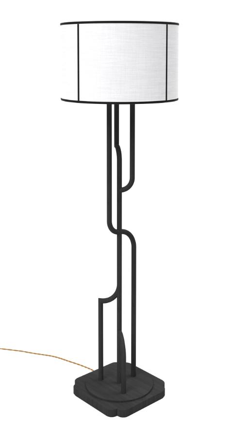 Iconic floor lamps gurus floor for Iconic design lamps