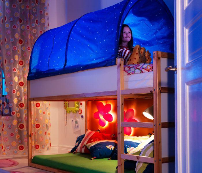 Bedtime Can Be Difficult But Giving Your Little Ones A Cozy Place To Call Their