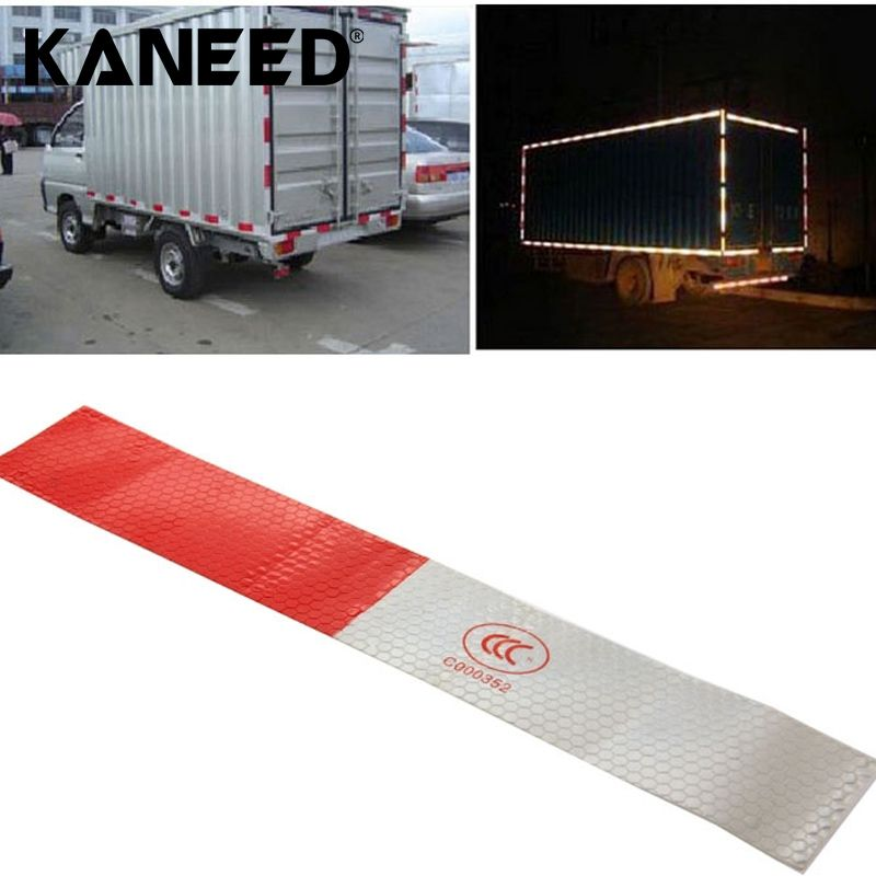 PCsset Car Reflective Stickers Warning Strip Reflective Truck - Decal stickers for carspopular scratch stickbuy cheap scratch stick lots from china