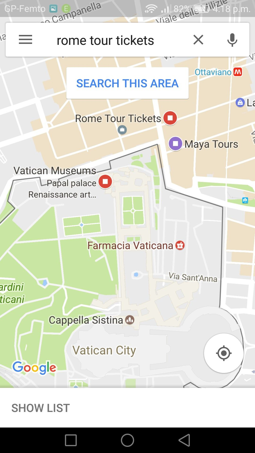 You Can Find Us To Use Google Maps We Are Verified By Google - Maps of us and rome