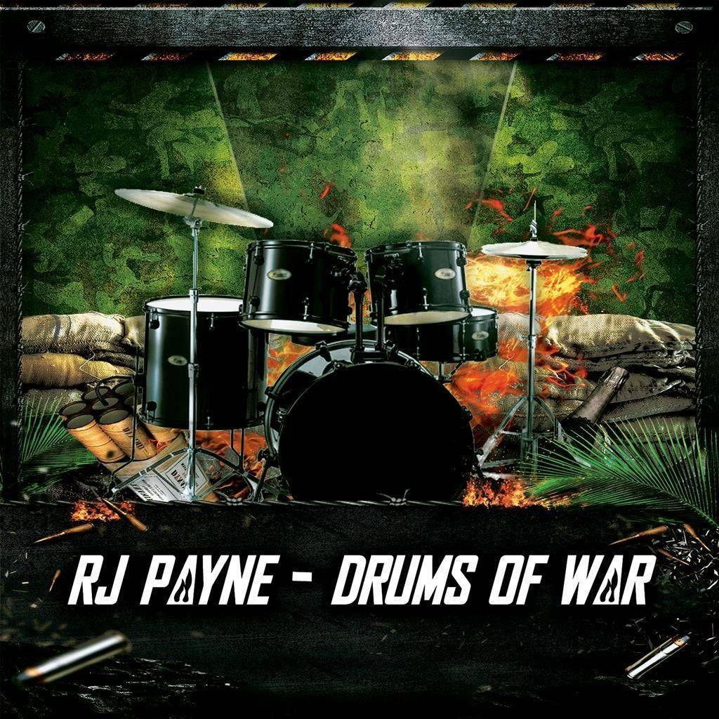 MP3: RJ Payne - Drums Of War | Music by VannDigital com | Drums