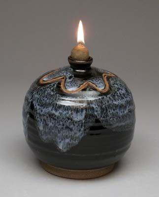 Shanware Oil Lamps Pottery Lamp Oil Lamps Ceramic Lamp