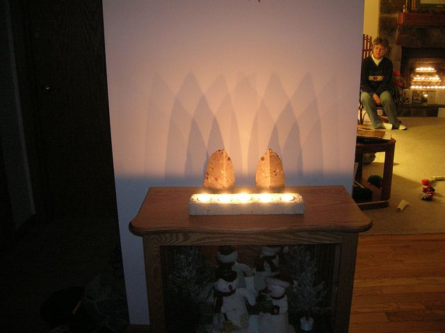 Candle Holder by Farmbrook Designs, via Flickr