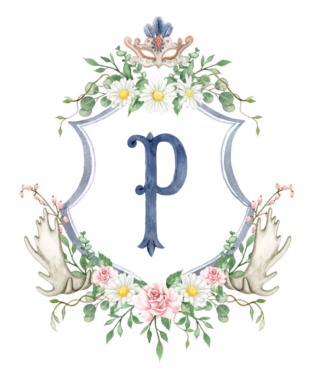 Pin On Lana Dreams Watercolor Crests