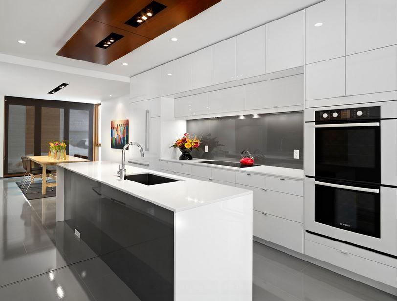 Cocinas modernas Cocinas Pinterest Cocina moderna, Moderno y