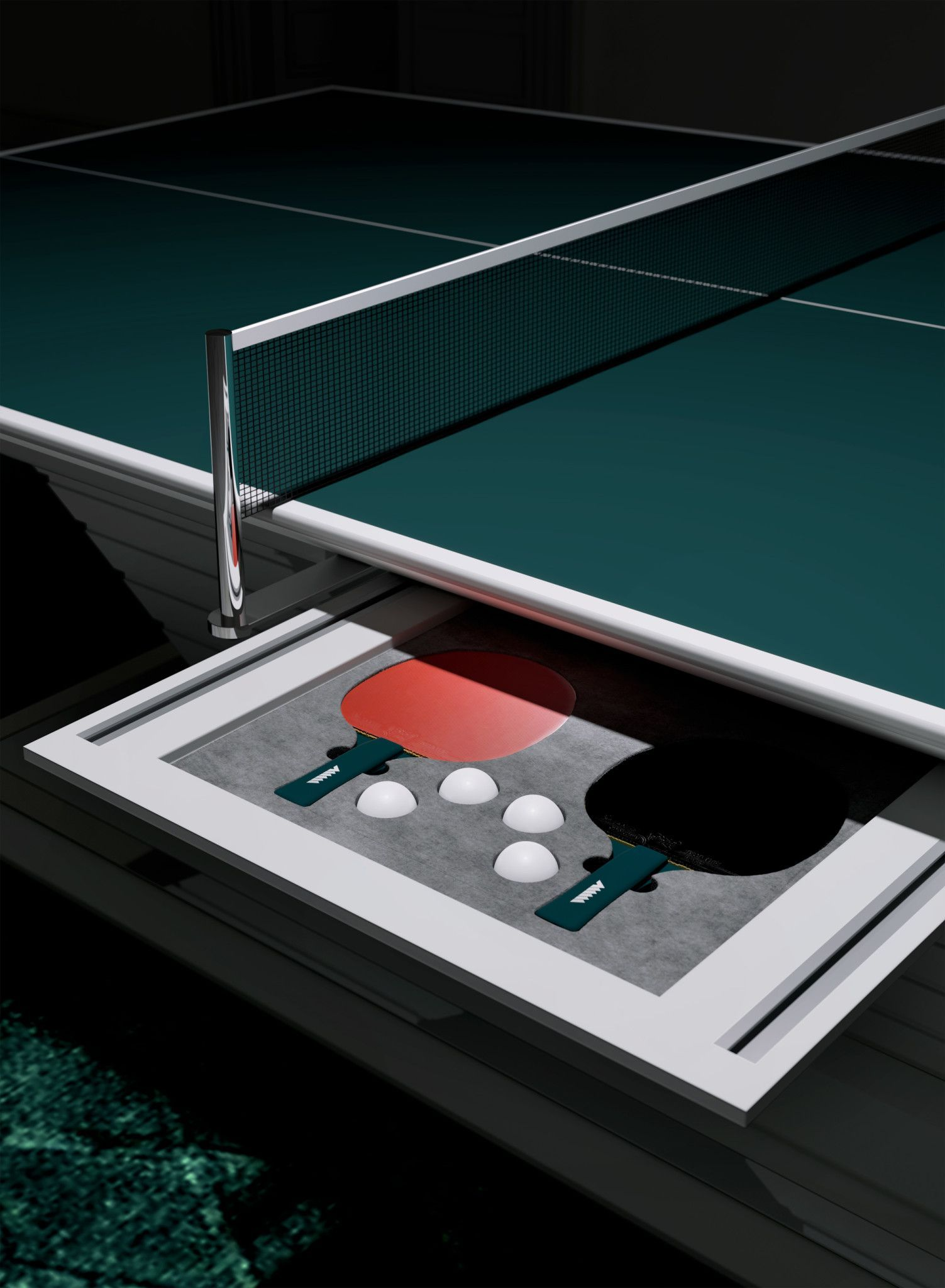 Table Tennis Room Design: Tavolo Da Ping Pong Resort Deals For All Of My Table
