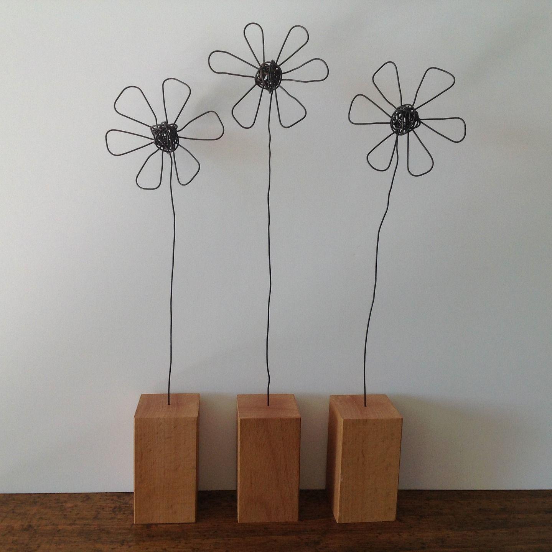 sculpture fil de fer fil de fer co pinterest fil de fer fil et sculpture. Black Bedroom Furniture Sets. Home Design Ideas