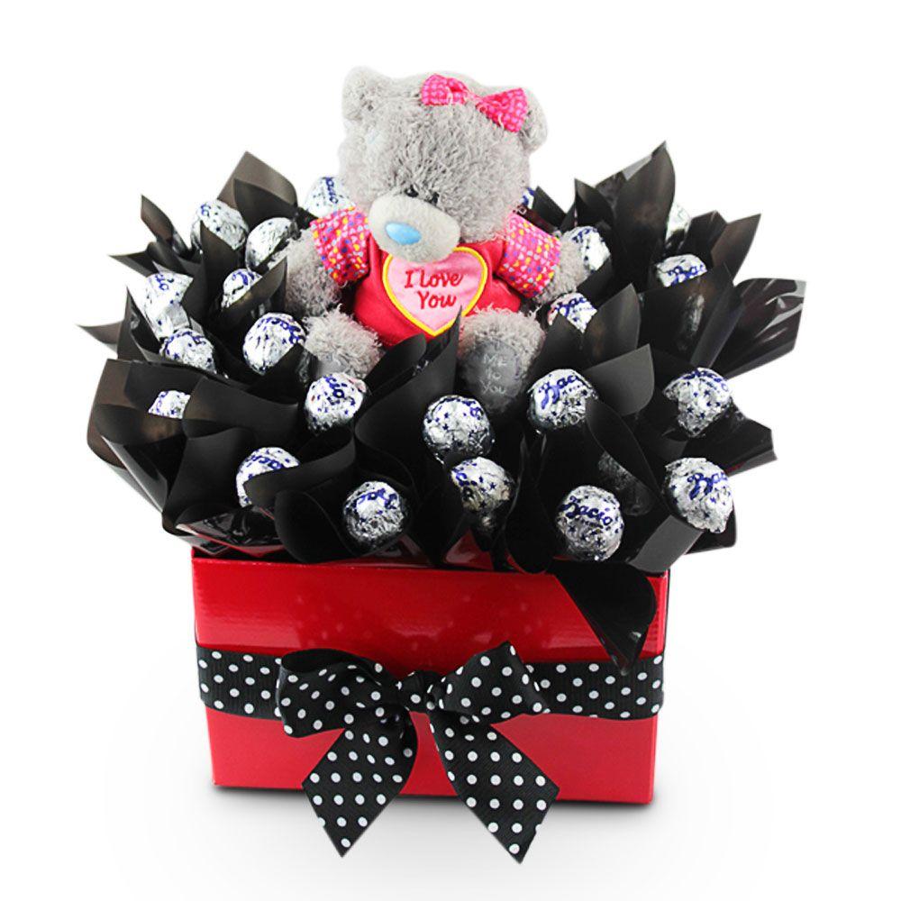 Baci Love Monkey Gift Box Delivery Sydney Candy