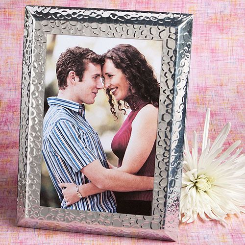Silver Picture Frame Baby Shower Favors