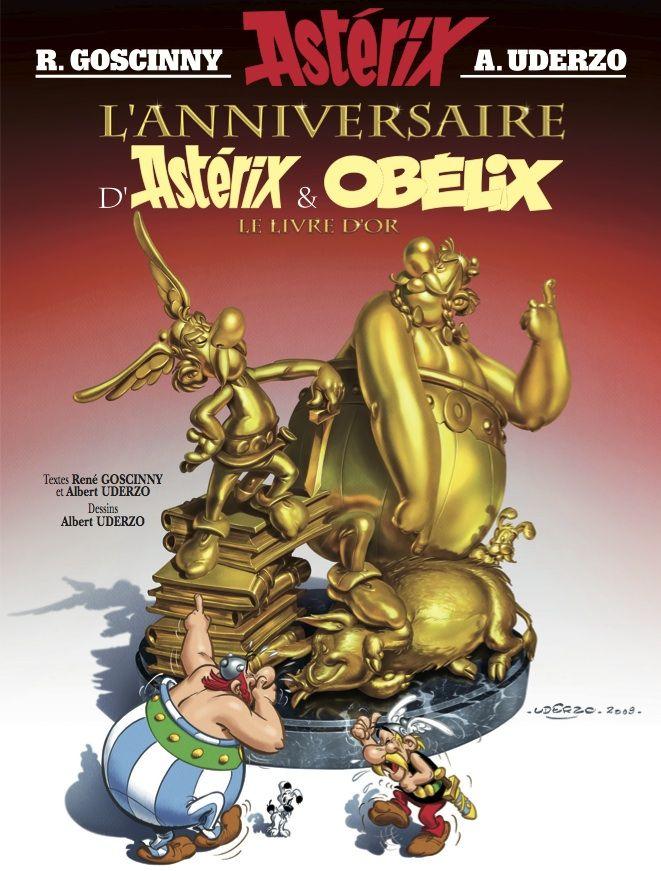 L Anniversaire D Astérix Et Obélix 34 Stripboeken Boeken Album