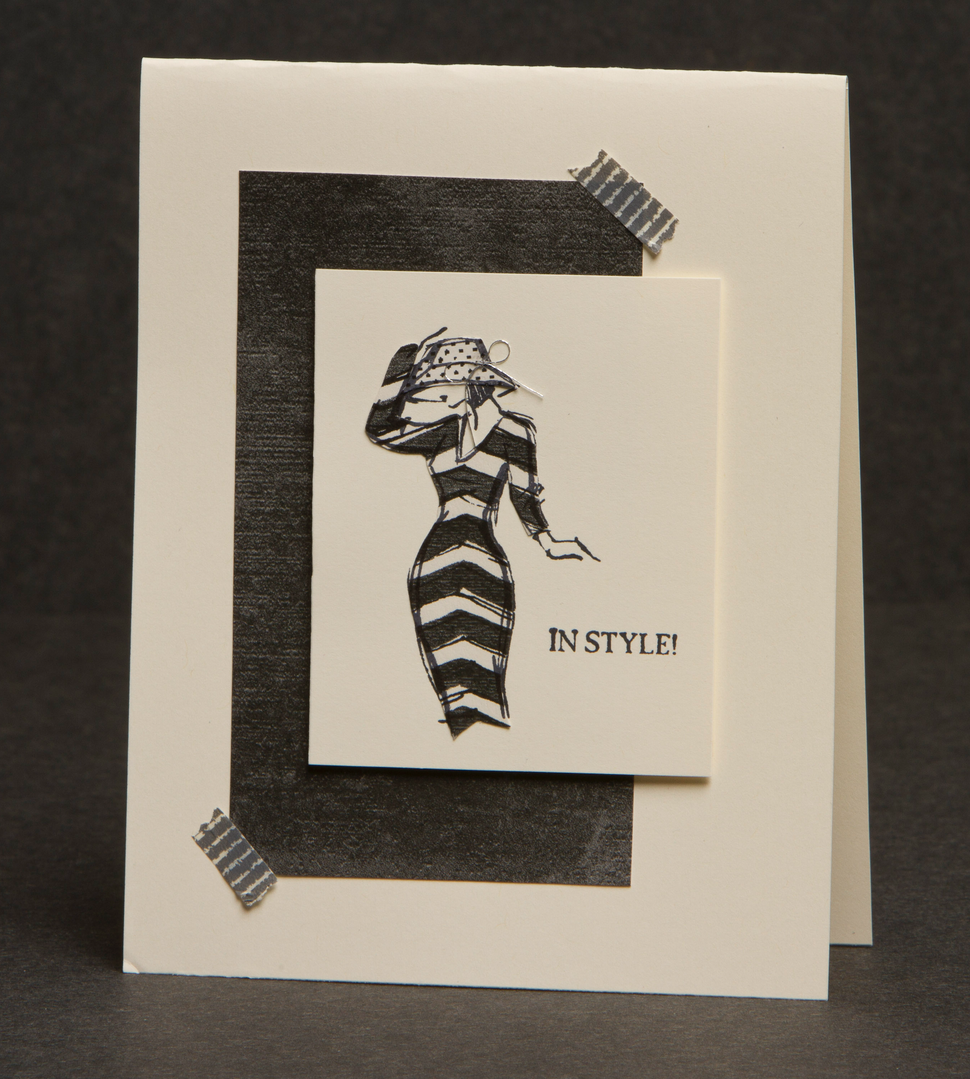 today s card was designed using the stampin up beautiful you stamp